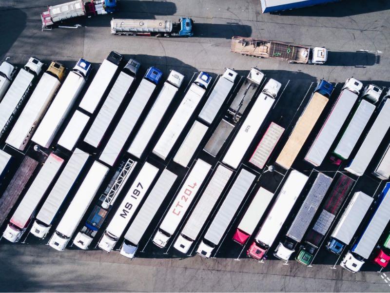 Kontrolle der Transportströme